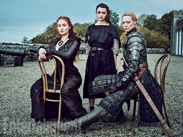 mulheres game of thrones feminista