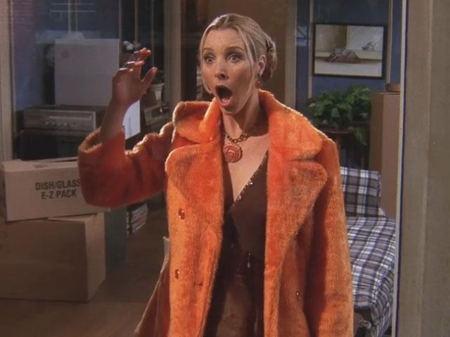 phoebe buffay colors frienda
