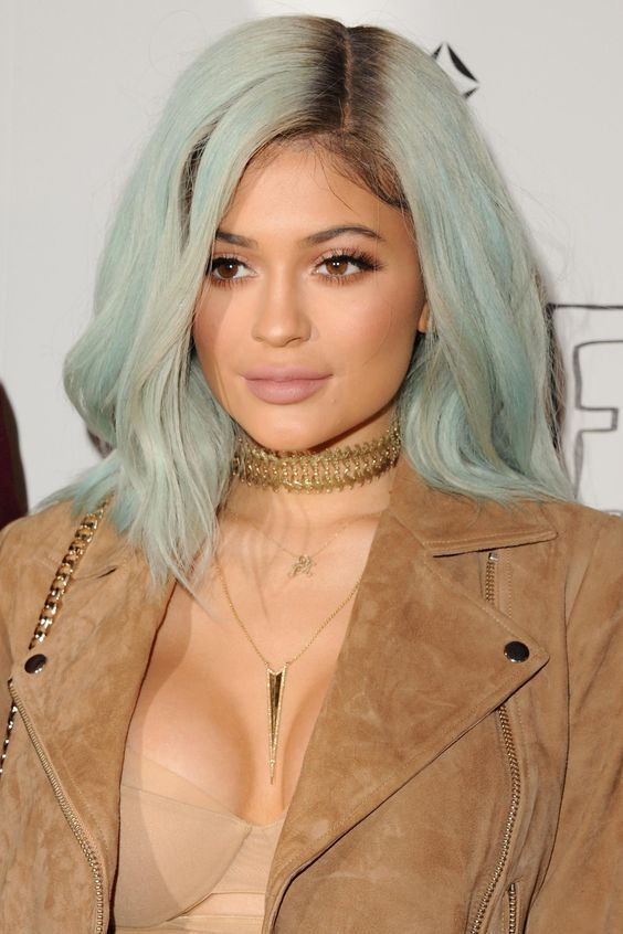 kylie jenner cabelo cores