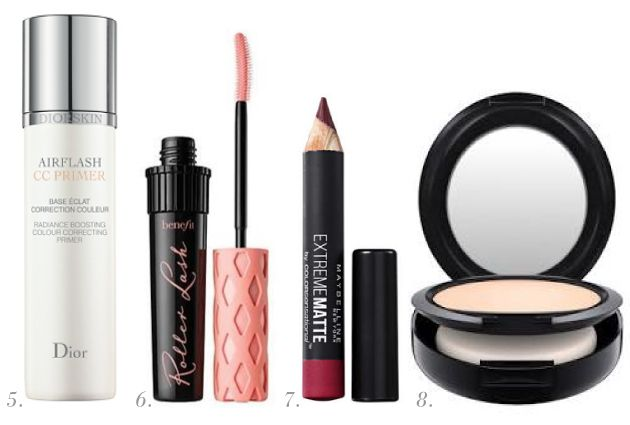 makes 2016 retrospectiva maybelline natura dior chanel benefit mac la roche posay
