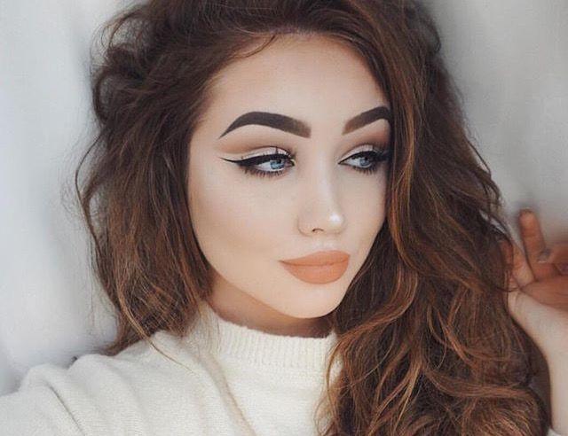 sobrancelha-preenchida-maquiagem_3 sobrancelhas