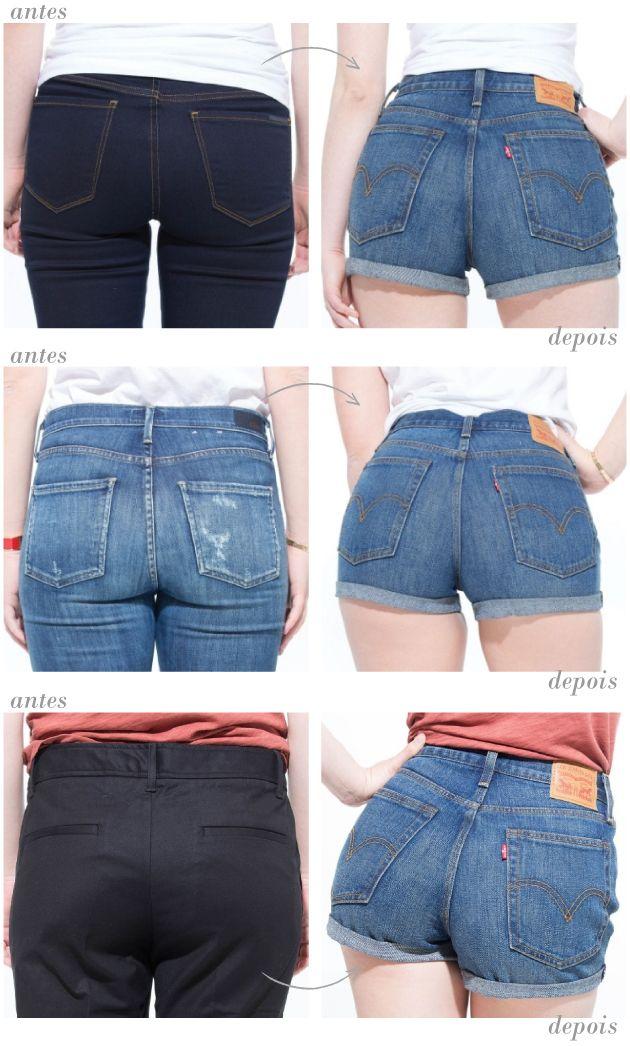 wedgie-short-tendencia-levis Wedgie shorts