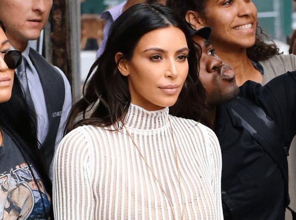 KIM kardashian core cartela analise cromatica cabelo
