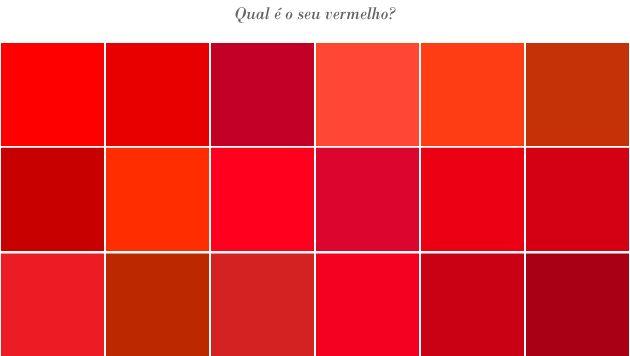 vermelho kendall jenner analise cromatica