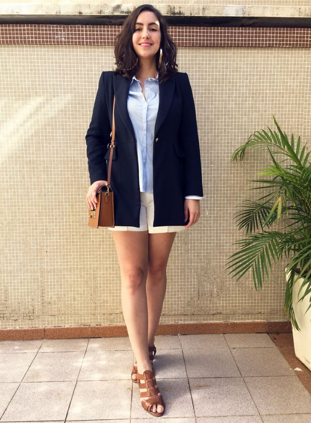 LOOK DO DIA :: SHORT + SALTO